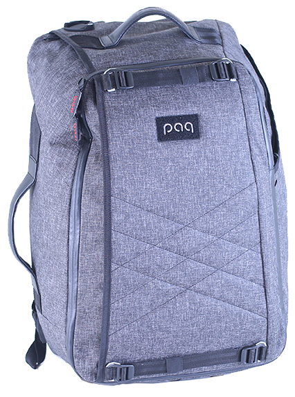 Paq Bag Travel Backpack Front