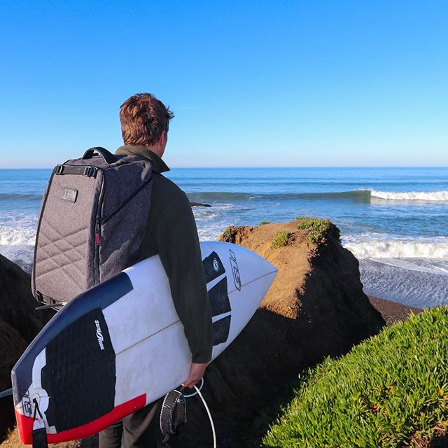 Paq Bags Instagram: Paq Bag on Surfer